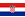 Croatia/Hrvatska flag
