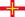 Guernsey/Guernési flag