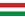 Hungary/Magyarország flag