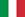 Italy/Italia flag