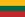 Lithuania/Lietuva flag