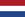 Netherlands/Nederland flag