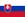Slovakia/Slovenská republika flag