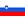 Slovenia/Republika Slovenija flag
