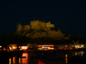 Photo ID: 000238, Mont Orgueil Castle at night (65Kb)